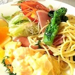 ビーチハウス - 料理写真:朝食