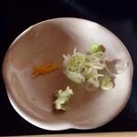 34164345 - 薬味に柚子♪