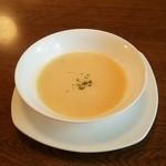 もみの木 - スープ美味しかったけど、お味噌汁にすれば良かった…