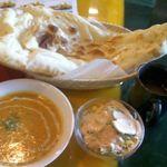 Arati - Aセット(豆カレー)
