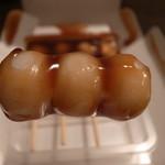 箱根名物雲助だんご - 料理写真:みたらし団子