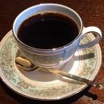 アルト珈琲店 - ホットコーヒー450円 ※2015年1月