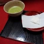 うどん双樹 - 抹茶¥300