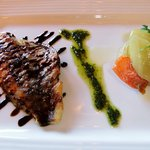 ルパンバーラヴァン - ランチメインのメヌケのソティと野菜