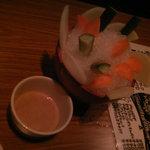Ushi Kushi - 野菜スティック