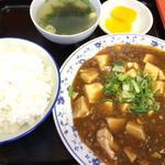小笹飯店 - マーボ定食
