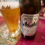 サンサール - 瓶ビール570円。