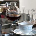 卯さぎ - サイフォンコーヒー
