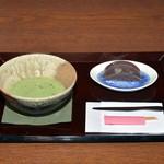 卯さぎ - 抹茶セット