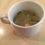 伽麗伊屋  - スープ