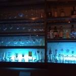 BAR Cradle - 青のカウンター