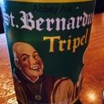 BAR Cradle - St. Bernardus Tripel.トラピストもの