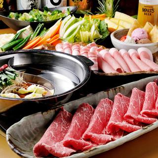 極上のお肉や野菜を堪能☆