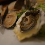 牡蠣と地中海料理 ALEGRIA - はまぐり、牡蠣