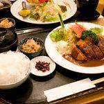 イタダキ - メンチカツ 1,150円