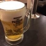 34183022 - ビールー泡もうまい