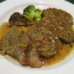 リストランテ トレンティーノ - 豚のホホ肉のビール煮