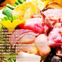 陽の介 - 静岡県 駿河湾の鮟鱇(アンコウ)の鍋(お料理内容は日々変更しております)
