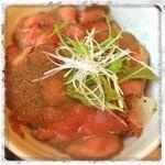 神戸バル N Tamachi - ローストビーフ丼