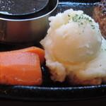 TOKIO - マッシュポテトと人参