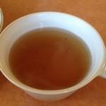 サイゼリヤ - ランチスープ