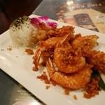 ALOHA TABLE Waikiki - 「ガーリック・シュリンプ」