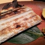 34199124 - 太刀魚の塩焼き