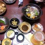 お食事処よし田 - 料理写真:宴会料理