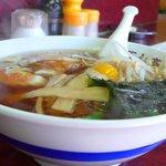 西北亭 - 料理写真:西北ラーメン(\500)
