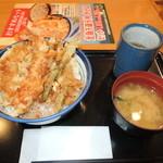 天丼てんや - 天丼500円
