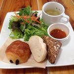 Restaurant Wao - カルボナーラのプレート