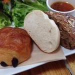 Restaurant Wao - パン