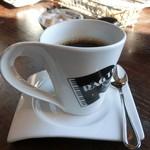 ラグタイム - ランチセットのコーヒー