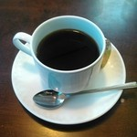 レストラン 鈴乃江 - ドリンク写真:ランチのコーヒー