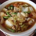 中国料理 唐紅花 - 熱々「五目そば」