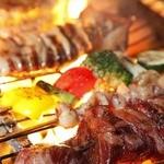 完全個室・夜景一望・美食×肉プレート 七色 - ★当店名物★『博多 炭焼きGRILL』炙りキュイジーヌ