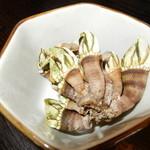 34207145 - 珍味『亀の手』(貝の一種です)