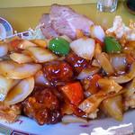 ちゅー - 中華定食