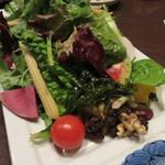 海峡 - 海峡風36品目の健康サラダ(2~3人前)