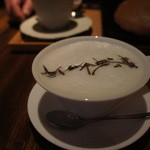 シュハリ六甘 - 焙じ茶ラテ