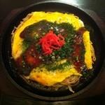 くるり  - 料理写真:湘南くるり式広島焼き