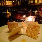 Fooding Bar Ruelle堂山 - 蔵王のクリームチーズ