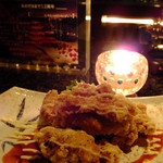 Fooding Bar Ruelle堂山 - 特製!若鶏のから揚げ