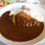 太平洋クラブ 佐野ヒルクレストコース レストラン - カツカレー