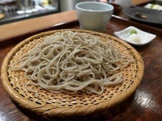 眠庵 - 二種もり(宮城県栗原産)