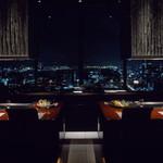 日本料理 「風花」 - 【鉄板カウンター】東京湾の景色を背景に季節の食材を目の前で調理