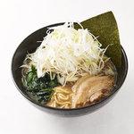 麺屋 黒琥 〜KUROKO〜 - ネギラーメン