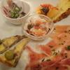 スペインバル KuraKura - 料理写真:前菜5種盛り2人前1,500円