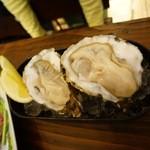 サカナバル グリル - 産地直送生牡蠣