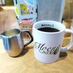 モエナ カフェ - ブレンドコーヒー